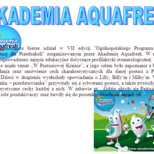 Akademia Aquafresh