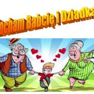 Kocham Babcię i Dziadka