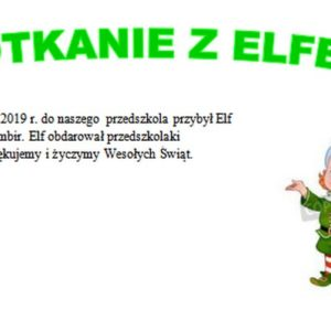 Spotkanie z Elfem