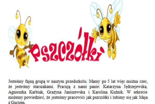 Grupa Pszczółki
