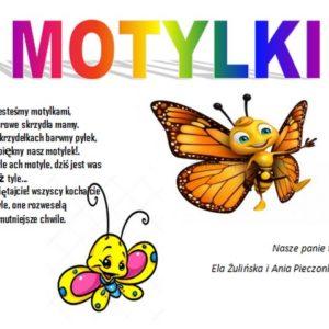 Grupa Motylki