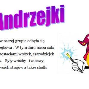 Andrzejki
