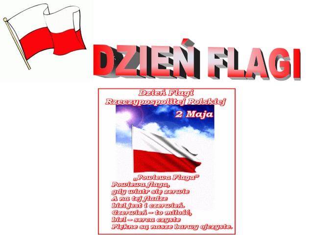 Grupa Biedronki i Dzień Flagi